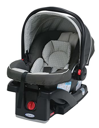Graco SnugRide 30 LX Click Connect Infant Car Seat Glacier