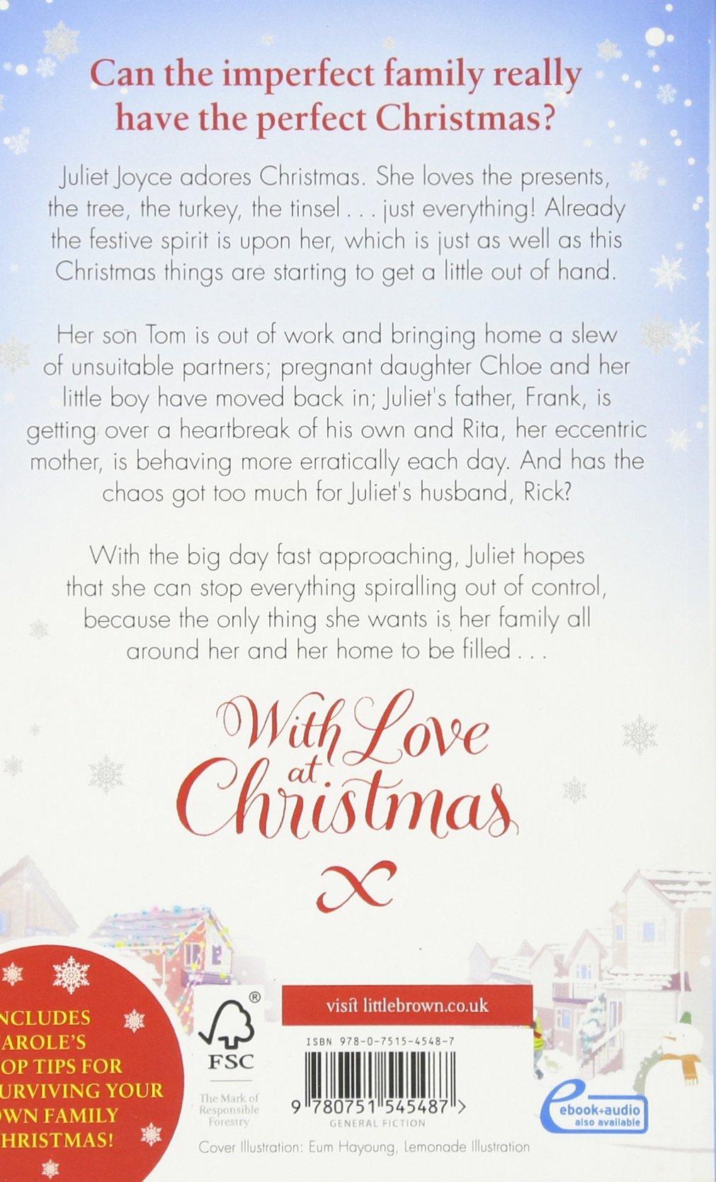 With love at christmas christmas fiction carole matthews with love at christmas christmas fiction carole matthews 9780751545487 amazon books fandeluxe PDF