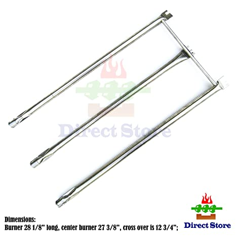 Amazon.com : Direct store Parts DA107 Stainless Steel Burner ...