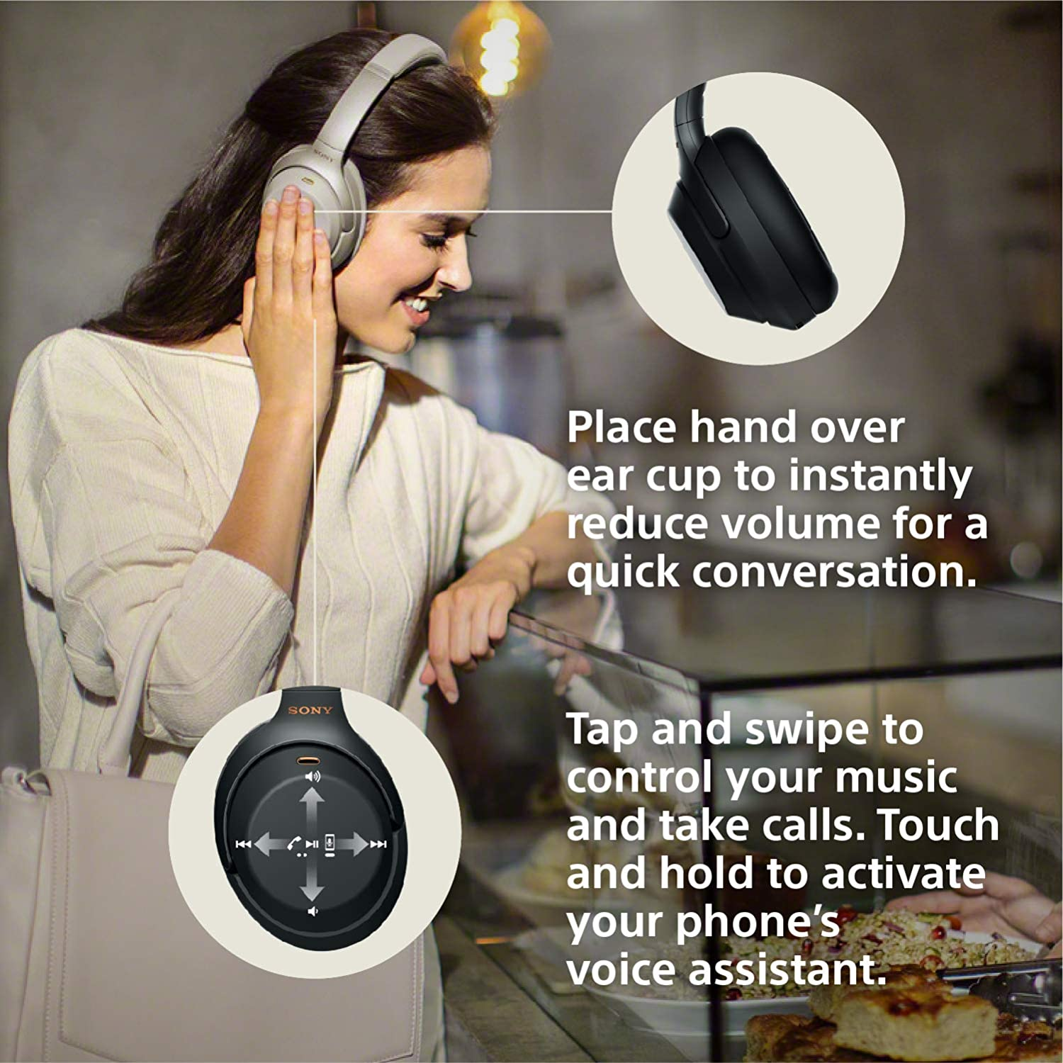 Noise Cancelling Headphones for Music