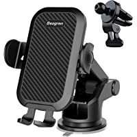 Beagren 15W Qi Fast Charging Wireless Car Charger Auto-Clamping Phone Car Holder
