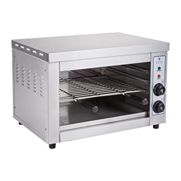Royal Catering - RCES-580 - Horno Tostador / Hornillo eléctrico - 230 V -