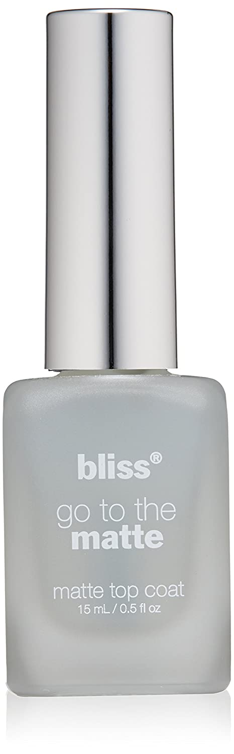 bliss Top Coat Go to the Matte