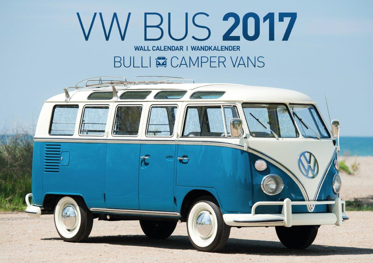 Volkswagen Bus: VW Bulli 2017