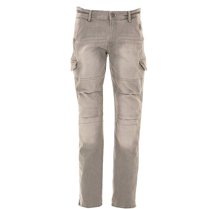 Pantalone Jeans da Lavoro Elasticizzato Multitasche James Ross Austin   Amazon.it  Abbigliamento 51a55f7e1b0