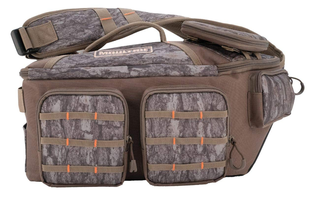 Moultrie MCA-13314 Camera Field Bag | Holds up to 6 Cameras | 24 SD Card Case | 3 External Pockets, One Size by Moultrie