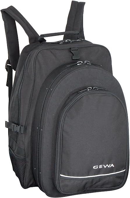 GEWA 708120 - Estuche para clarinete con mochila, color negro: Amazon.es: Instrumentos musicales