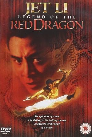 Legend of the Red Dragon [Reino Unido] [DVD]: Amazon.es ...