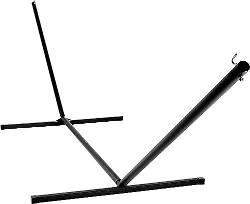 AmazonBasics LF60175 Hammock Stand, 15-Foot, black