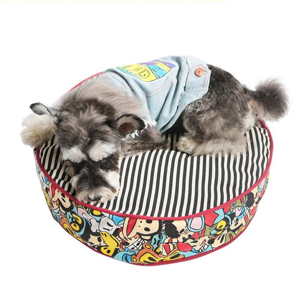 Daeou Cuscino per cane Canile Pet cucciolata cane letto cuscino cane gatto nido