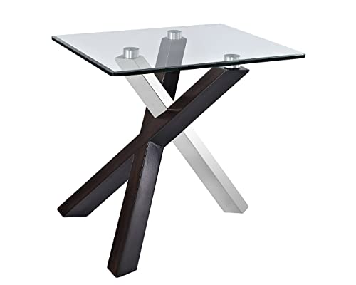 Magnussen T2775 Verge Rectangular End Table