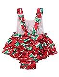 PrinceSasa Baby Girl Clothes Watermelon Floral