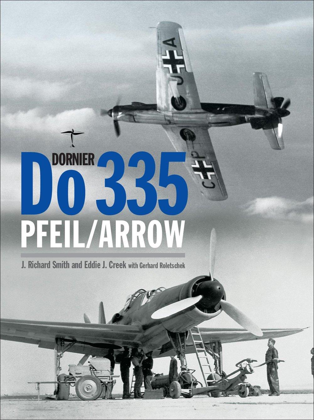 Read Online Dornier Do 335 Pfeil/Arrow pdf