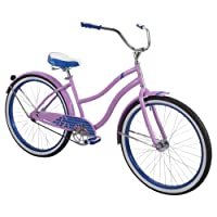Deals on Huffy 26-inch Good Vibrations Womens Cruiser Bicycle