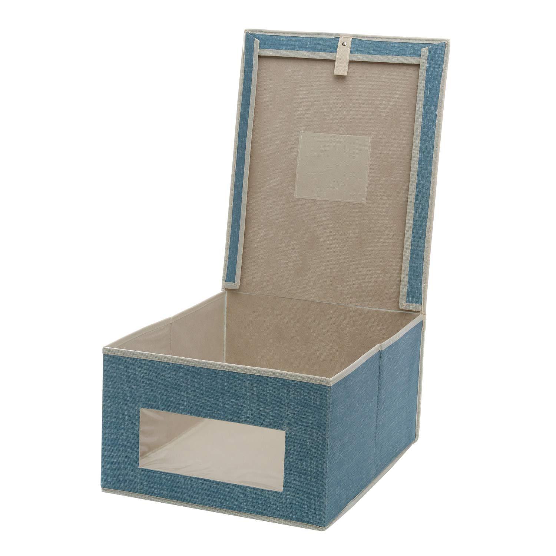 Scatola armadio Wendy in cartoncino e polipropilene