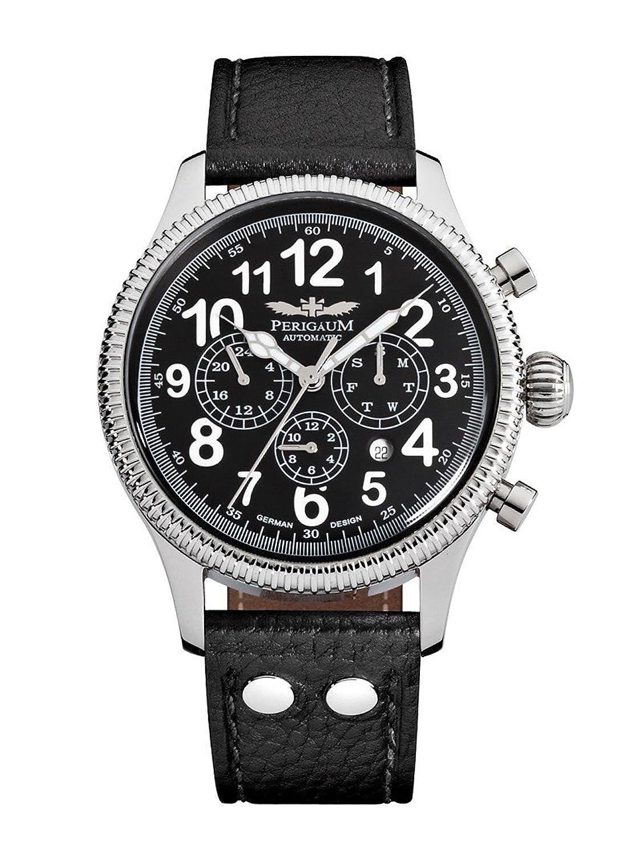 ペリガウム 腕時計 自動巻き カレンダー P-1203-SS(並行輸入品) B00ESWD6FW