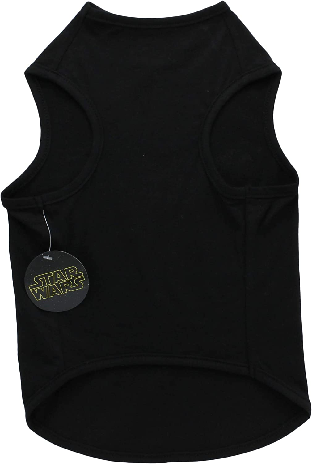 X-Large FF11869 Star Wars Dog Shirt for Large Dogs Star Wars for Pets Black /& Yellow Logo Dog Tank