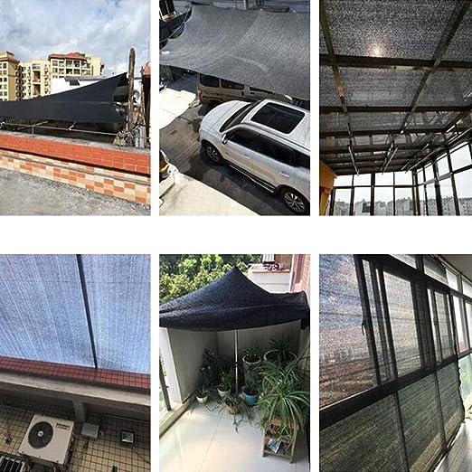 ZX-Tarpaulin ZXZIXI Bloqueador Solar Tela De Sombra con Red De ...