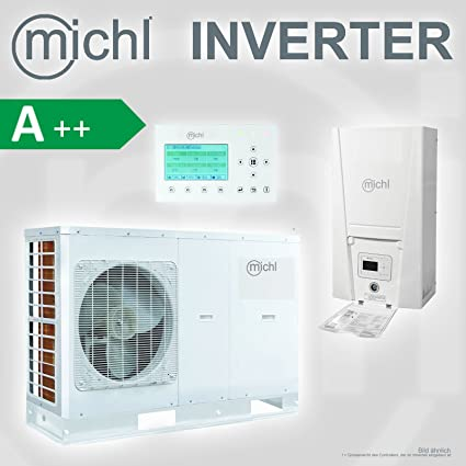 Michl Inverter de aire y agua Bomba de calor Split 10 KW MPI de SP10 at