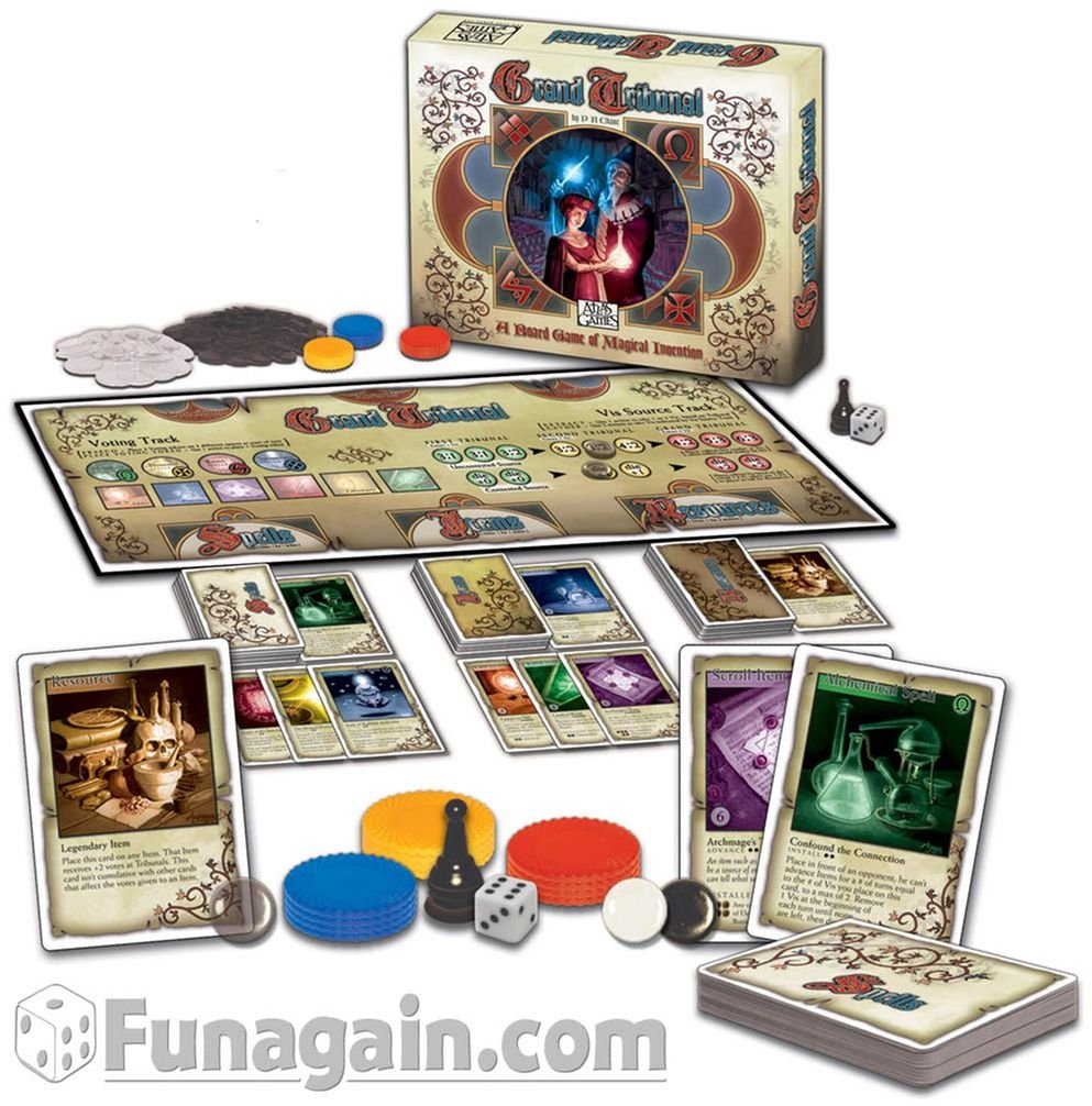 Atlas Games Grand Tribunal