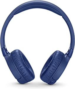 JBL TUNE 600BTNC - Noise Cancelling On-Ear Wireless Bluetooth Headphone - Blue