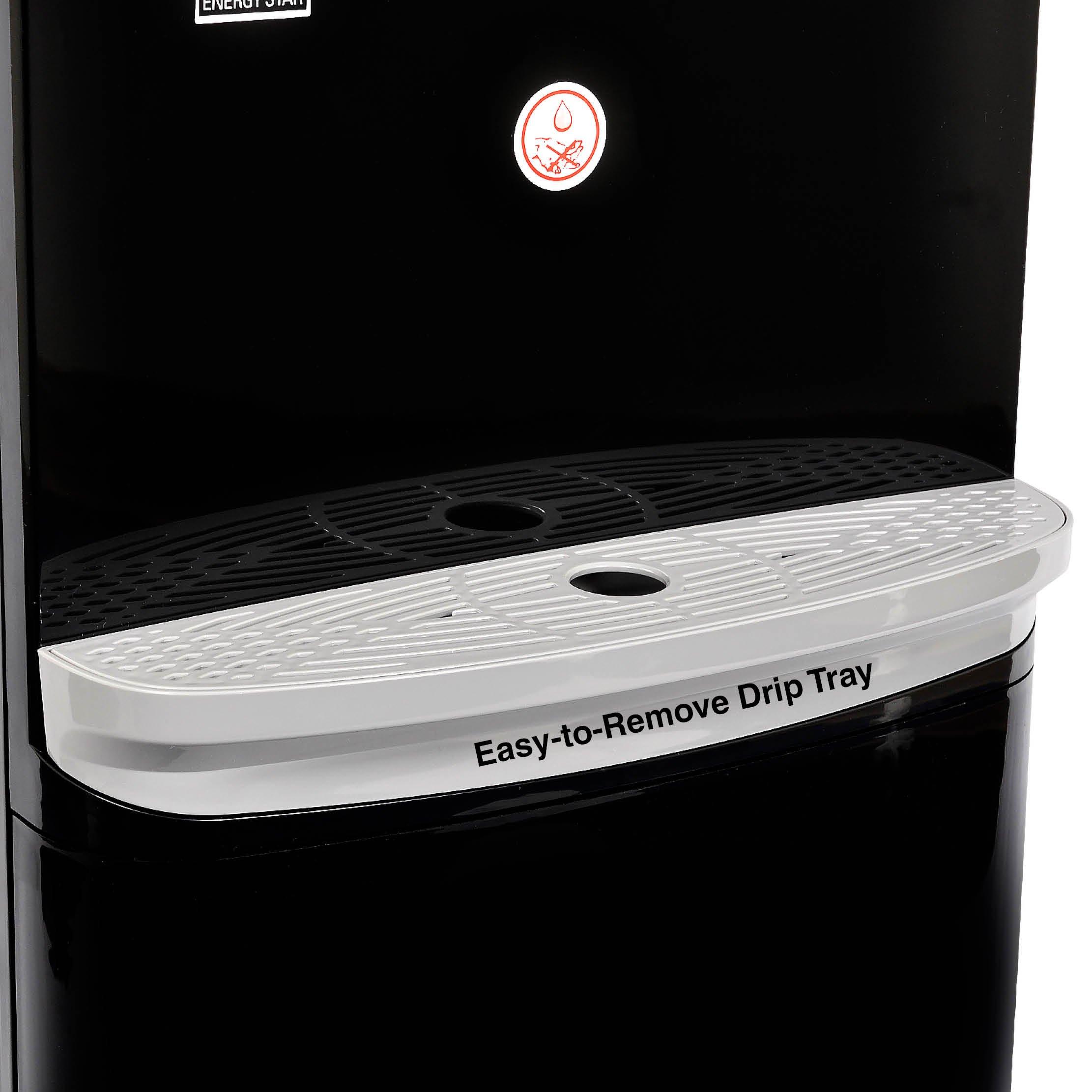 Lago Top Load Hot, Cold & Room Mini Black Water Cooler Dispenser by Lago (Image #7)