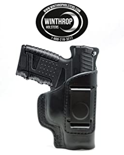 amazon com walther pps iwb leather in the waistband concealed