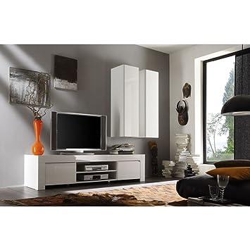 209006 02 Tv Schrank Amalfi Gross Mit 2 Turen 190 X 45 X 50 Cm