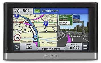 Garmin Nuvi LMTD Inch Satellite Navigation With UK And Full - Garmin maps for united kingdom