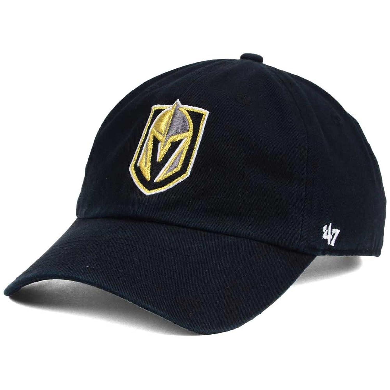 c0550e0d493e5e Amazon.com : '47 Vegas Golden Knights NHL Clean Up Cap : Sports & Outdoors