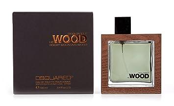 perfume dsquared wood