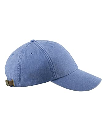 0f3184b0013cc Adams 6-Panel Low-Profile Washed Pigment-Dyed Cap