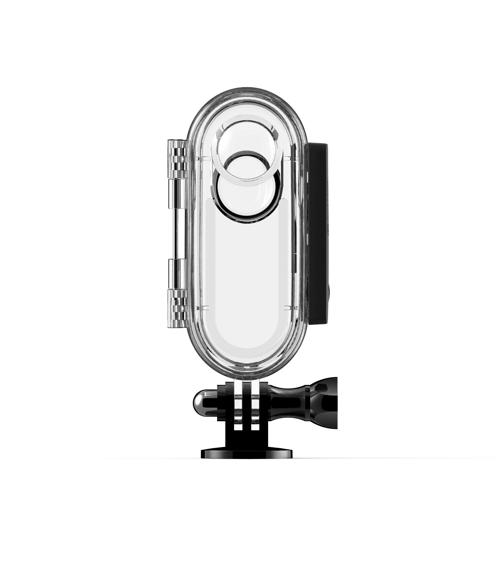Insta360 Waterproof Casing for Insta360 ONE Action Camera, Transparent, compact - CINONWP/A