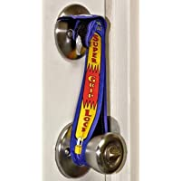 Super Grip Lock Deadbolt Strap Accessory and Portable Travel Lock