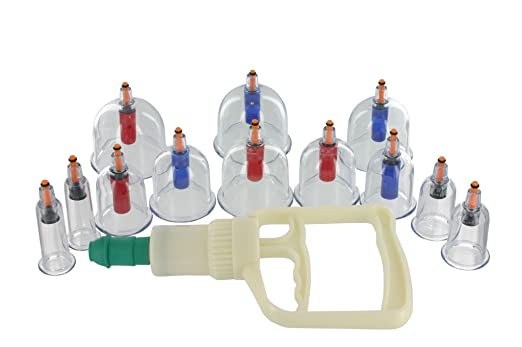 Size Matters 12-piece Deluxe Cupping Set