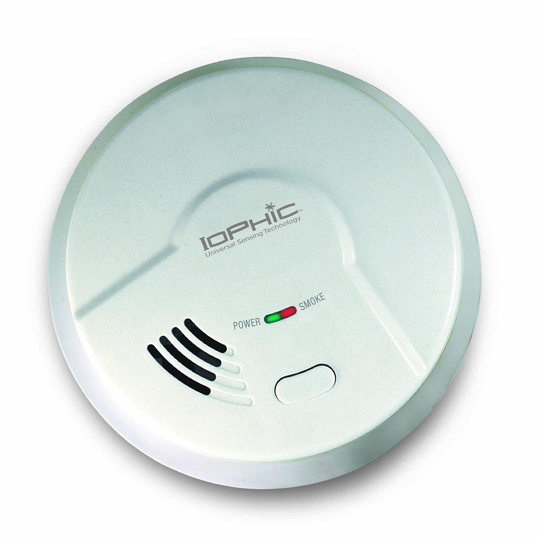 USI Electric MDS107 Hardwired 2-in-1 Universal Smoke Sensing (IoPhic ...
