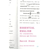 Essential English for Journalists, Editors and Writers: 405