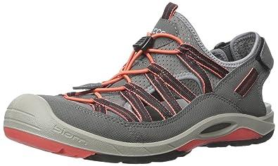 9398ce7b74c73f Ecco Damen Biom Delta Outdoorsandale  Amazon.de  Schuhe   Handtaschen