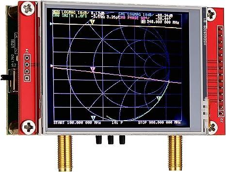Zitainn Analizador de red de vector 3G Analizador de antena ...