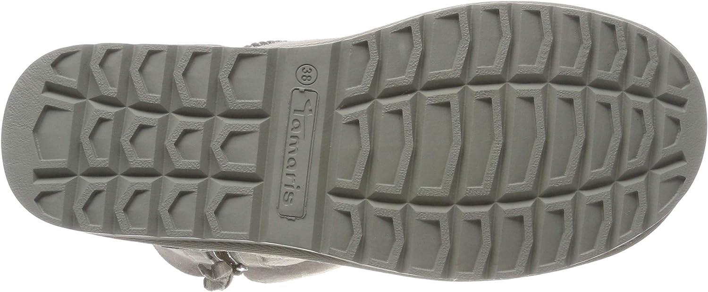 Tamaris Women's 26469-21 Ankle Boots Grey Light Grey 254