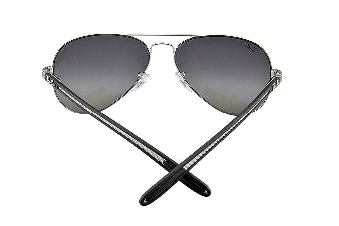 e75f96be2c25be Ray Ban ORB8307 004 N8 Aviator Sunglasses