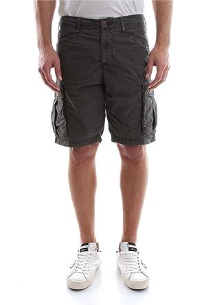 Napapijri Herren NOTO Cargo Shorts aus Baumwolle Navy