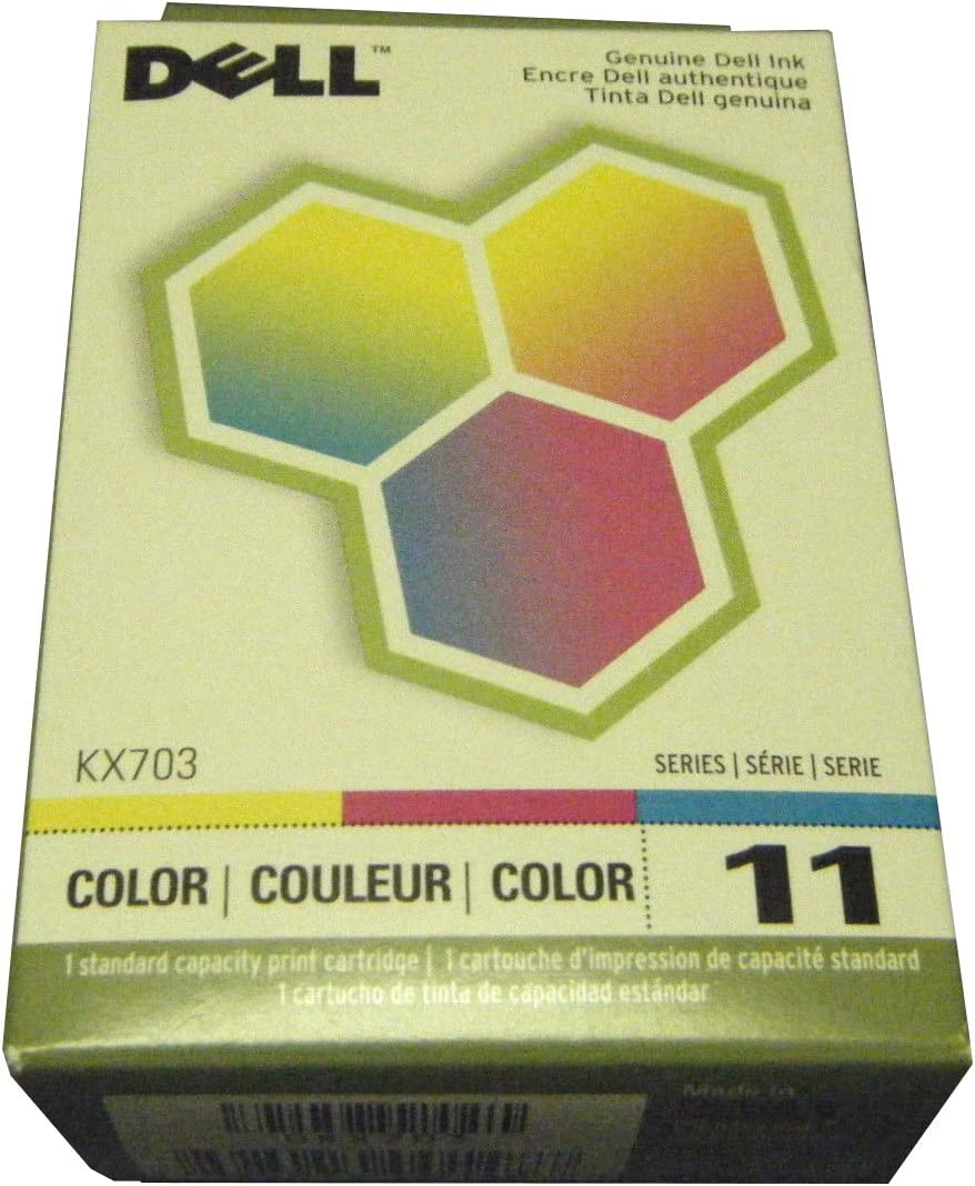 2TU1405 - Dell KX703 Ink Cartridge - Cyan, Magenta, Yellow