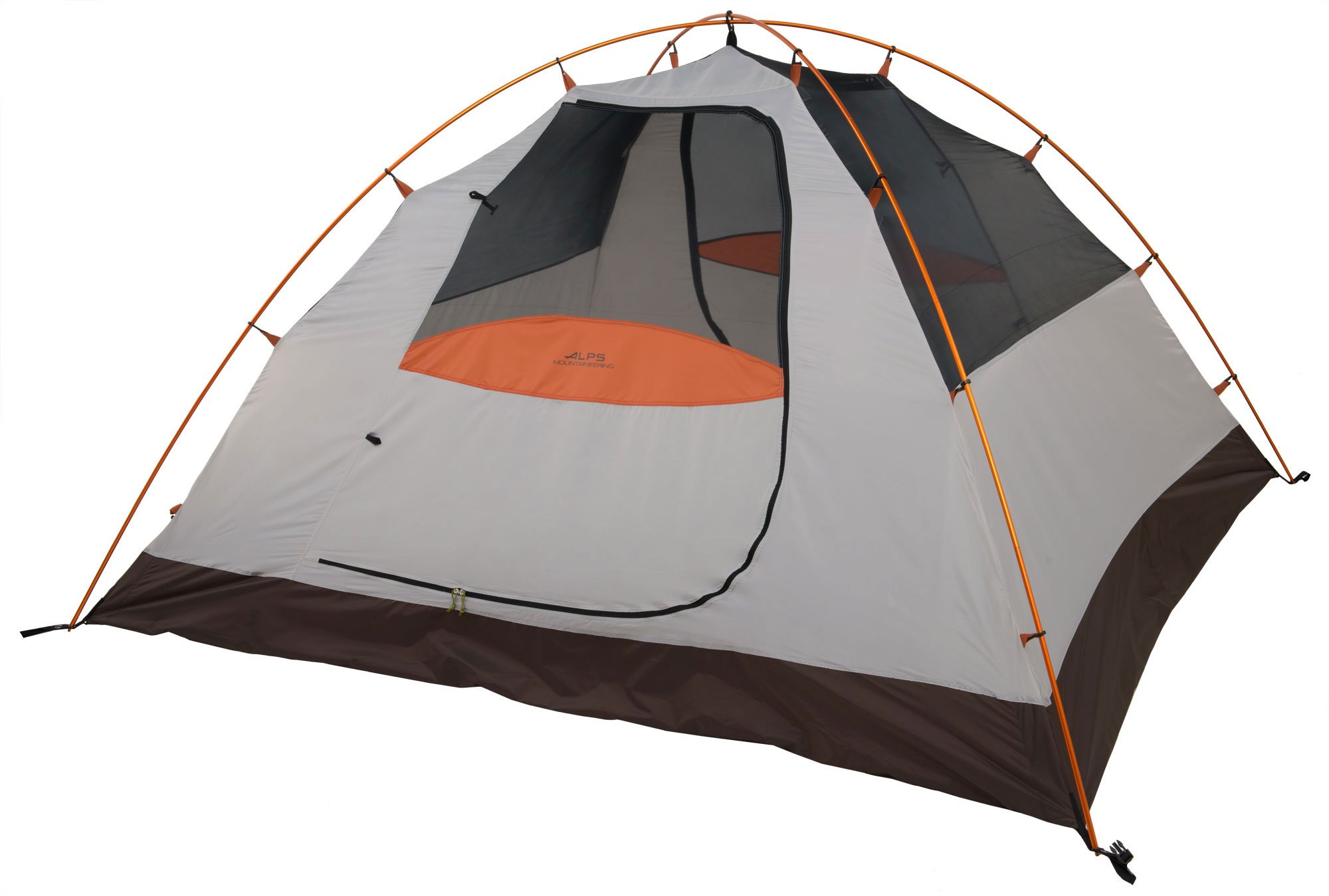 ALPS Mountaineering Lynx 4-Person Tent, Clay/Rust by ALPS Mountaineering