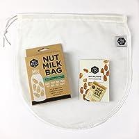 Nut Milk & Cold Brew Coffee Bag -U-Shaped Design