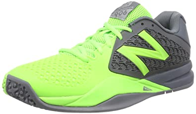 huge selection of 6b010 4b60f New Balance Men s MC906 D V2 Tennis Shoes Gray Grau (GG2 GREY GREEN) 8