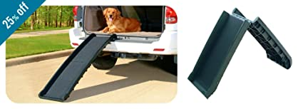 Amazoncom Rv Ramps For Dogs Folding And Lightweight Ultra Safe