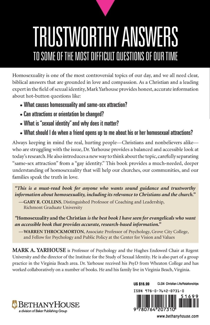 American psychological association homosexuality in christianity