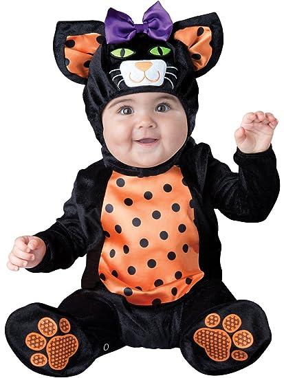 Amazon.com  InCharacter Costumes Baby Mini Meow Cat Costume  Clothing 5449fa1fef5e