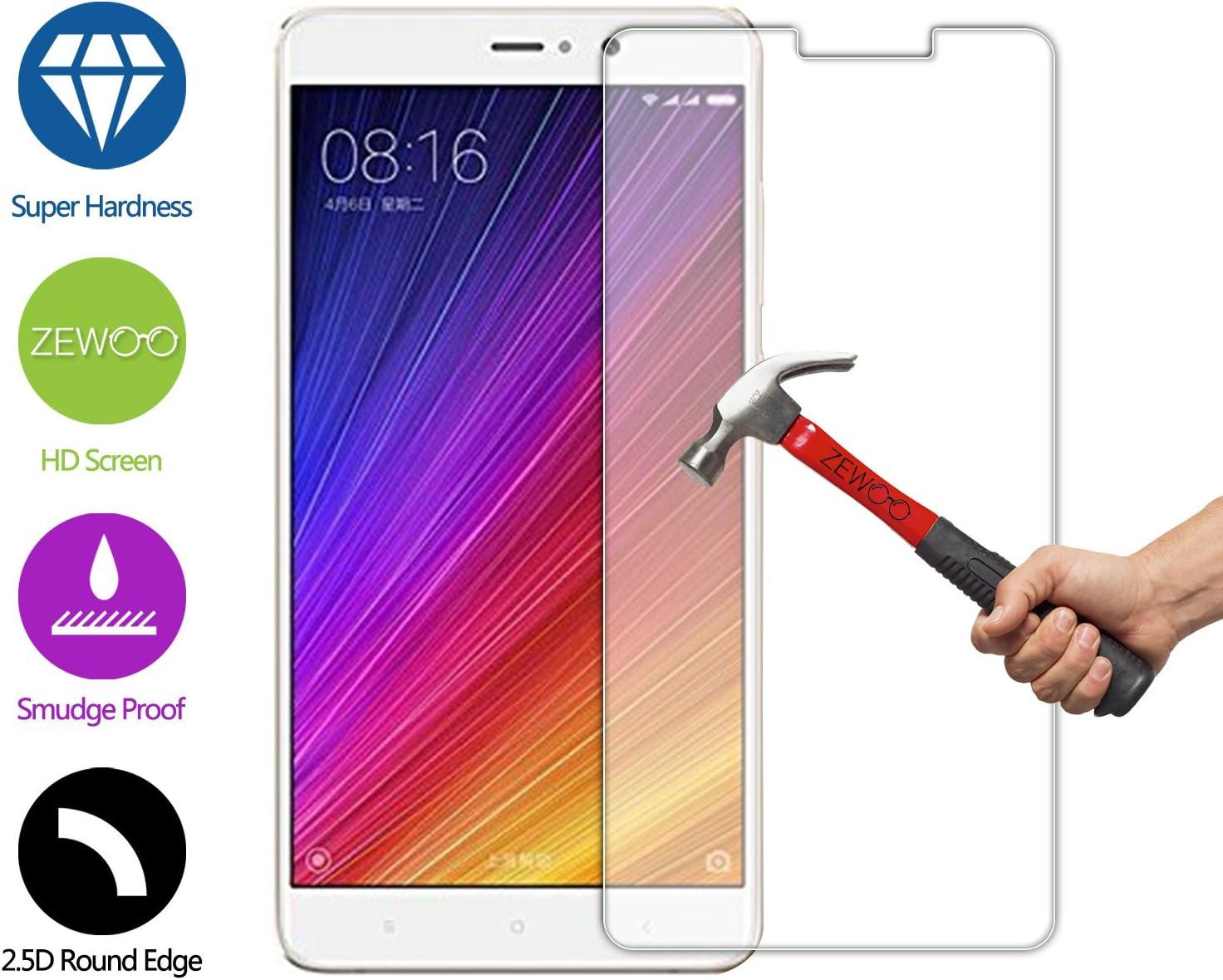 ZEWOO para Xiaomi Mi 5S Plus (5,7 Pulgadas) Protector de Pantalla ...